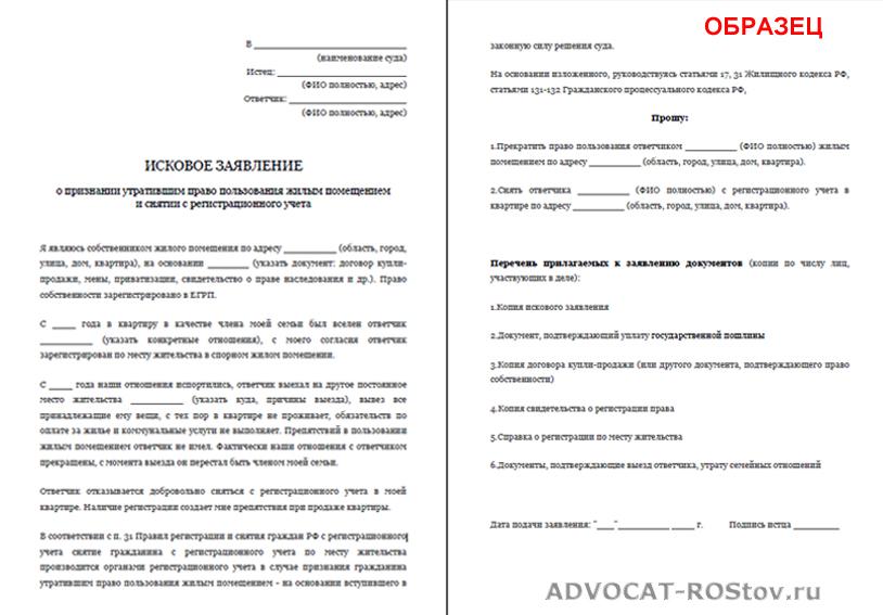 исковое заявление о принудительном выселении образец украина - фото 5